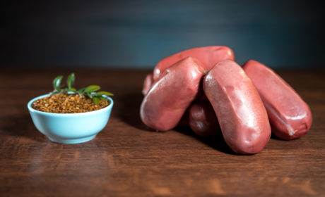 ORGANIC SMALL SAUSAGES FOR PRESCHOOLERS AND SCHOOLCHILDREN DIET