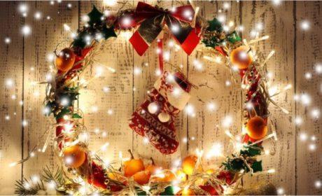 Щиро вітаємо з Новим Роком та Різдвом!
